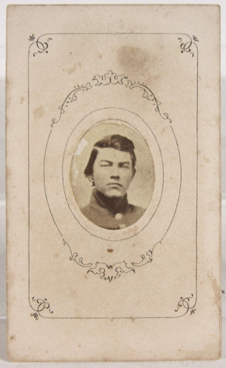 7th Wisconsin Volunteer Infantry Regiment - Private Julian C. Lewis of Company B, 7th Regiment - killed in action at the Second Battle of Bull Run