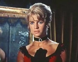 Julie Christie - As Lara in Doctor Zhivago (1965).