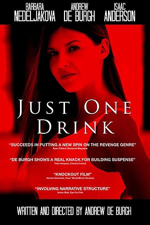 Just One Drink - Image: Just One Drink Poster