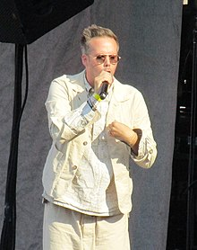 Justin Tranter at LoveLoud 2018 (43553462424).jpg