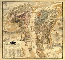 Jüttnerův plán Prahy