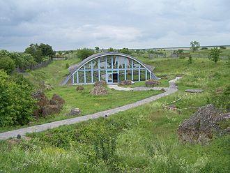 Bilzingsleben (Paleolithic site) - Image: KYF FP Bilzingsleben 03