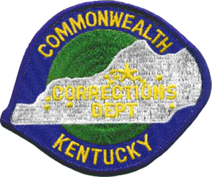 Kentucky Department of Corrections - Image: KY DOC