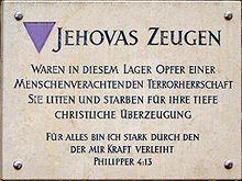 Testigos De Jehová En La Alemania Nazi Wikipedia La