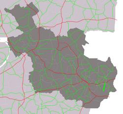 Kaart Provinciale weg 733.png
