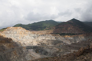Mineral industry of Armenia - Armenia's largest mine, the Kajaran copper-molybdenum open-pit mine in southern Armenia is operated by the Zangezur Copper and Molybdenum Combine and is 75% owned by the German CRONIMET company