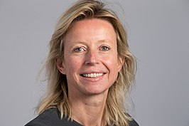 Kajsa Ollongren in 2014