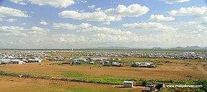 Kakuma - Image: Kakuma Refugee Camp 2010