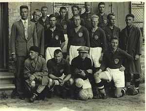 JK Tallinna Kalev - Tallinna Kalev in 1923.