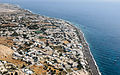 Kamari seen from ancient Thera - Santorini - Greece - 03.jpg