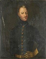 Portrait of Charles XII, King of Sweden