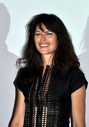 Karina Lombard - Lombard in 2011 at the Cabourg Film Festival