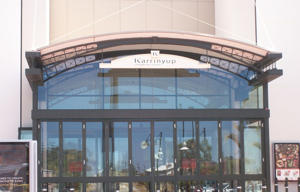 karrinyup shopping centre alchetron the free social encyclopedia