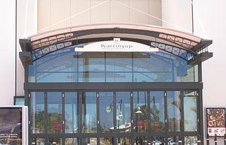 Karrinyup Shopping Centre Shopping mall in Western Australia, Australia