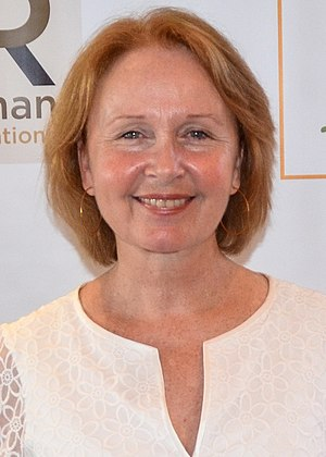 Kate Burton (actress) - Burton in 2014