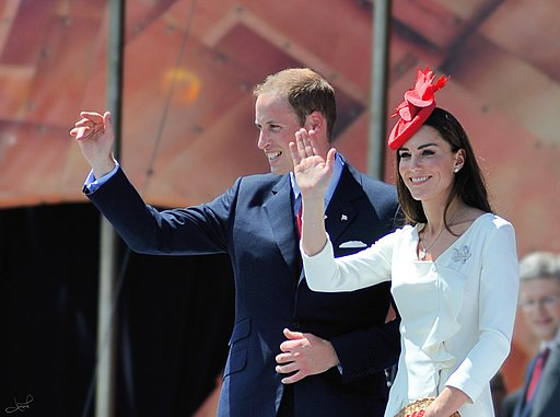 Kate and William, Canada Day, 2011, Ottawa, Ontario, Canada