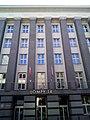 Katovice Józefa Lompy 14 facade decoration.jpg