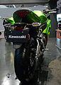 Kawasaki Ninja 650 rear 2011 Tokyo Motor Show.jpg