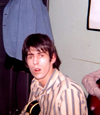 Life (Keith Richards) - Richards's memoir includes the founding of The Rolling Stones in 1962; he is pictured here in 1965 before a Stones show