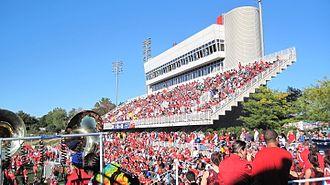 Kenneth P. LaValle Stadium - Image: Kenneth P La Valle Stadium 2