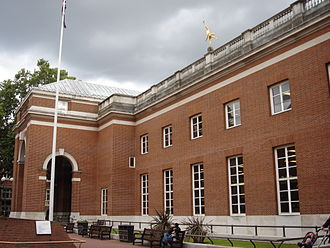 Royal Borough of Kensington and Chelsea - Kensington Central Library, London W8