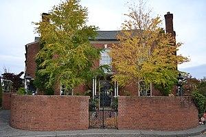 Grace Kern House - The Kern House in 2011.