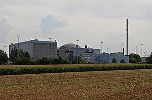 Das Kernkraftwerk Obrigheim