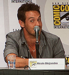 alt=Description de l'image Kevin Alejandro.jpg.