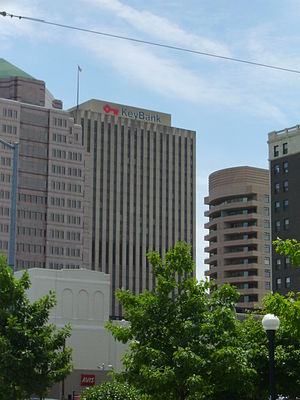KeyBank - KeyBank Tower in Dayton, Ohio