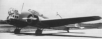 Mitsubishi Ki-2 - A Ki-2-II (Army Type 93-2 Light Bomber)
