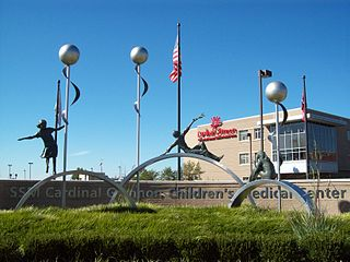 Cardinal Glennon Childrens Hospital Hospital in Missouri, United States