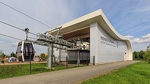 IGA Cable Car - Image: Kienberg B Marzahn 06 2017 img 01