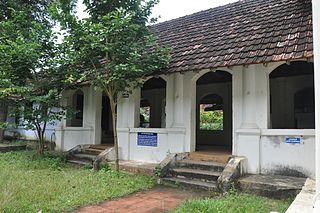 Kilimanoor Village in Kerala, India
