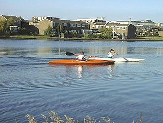Killingworth - Killingworth boating lake, 2 May 2006 Taken by Pat Alexander