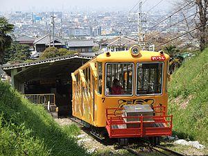 Nishi-Shigi Cable Line - Nishi-Shigi Cable funicular