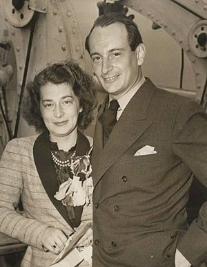 Grand Duchess Kira Kirillovna of Russia - Grand Duchess Kira with her husband Prince Louis Ferdinand.