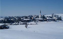 Kirchdorf bei Haag in Oberbayern - Februar 2010.jpg