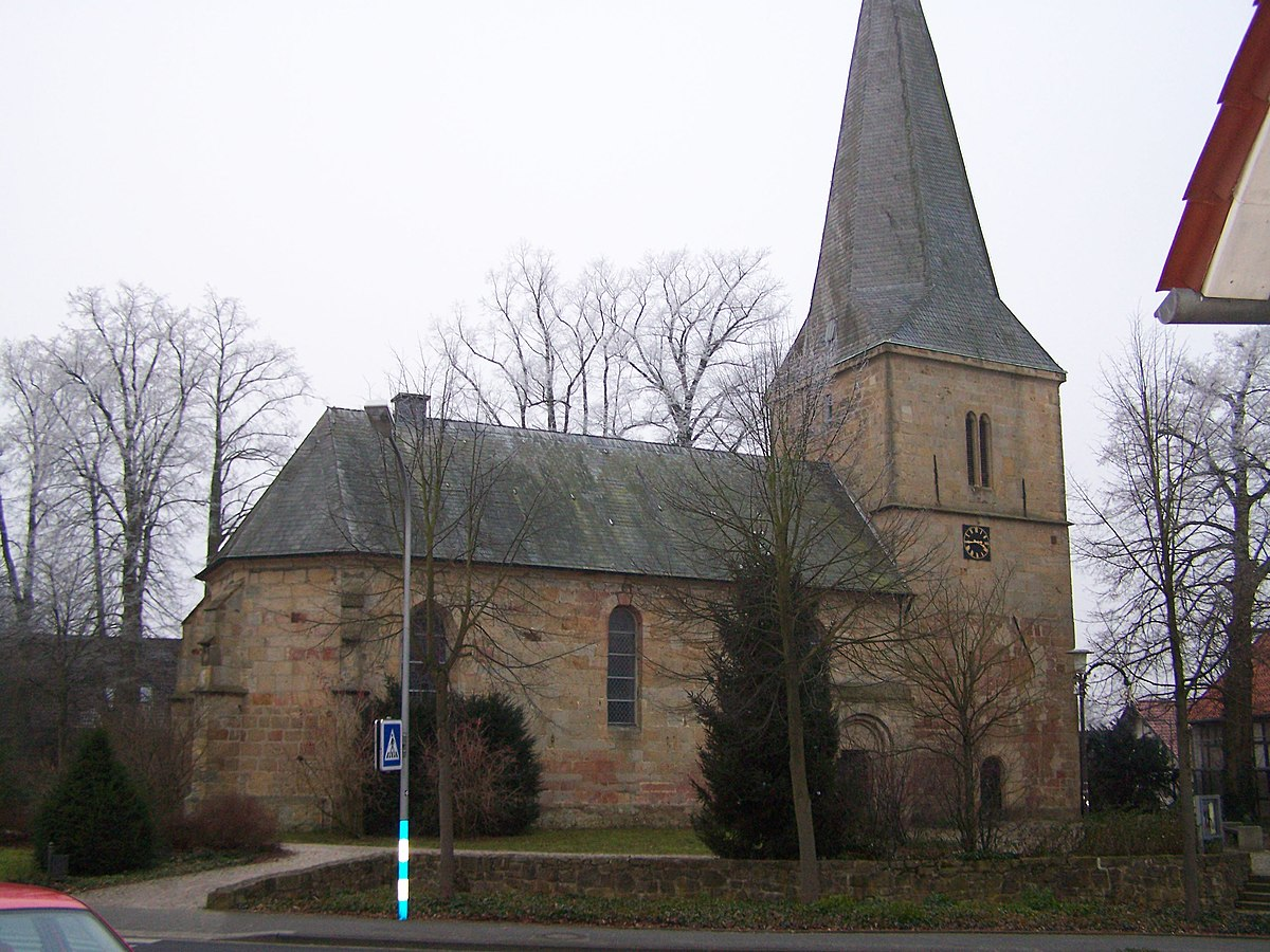 Evangelisch Kirche