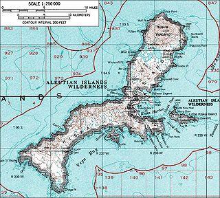 Kiska island