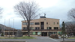 Kiso village hall