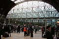 Kiss and wait beneath an elegant Paddington station. - panoramio.jpg