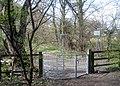 Kissing gate, Stanley Marsh Nature Reserve - geograph.org.uk - 1232994.jpg