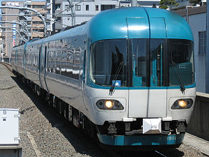 Hashidate - Image: Kitakinkitango Railway Company Type 8000