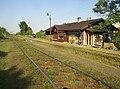 Kladno-Ostrovec railway station CZ 192.jpg