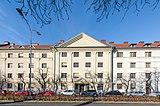 Klagenfurt Villacher Vorstadt Koschatstraße 20 kommunaler Wohnbau 03122018 5588.jpg