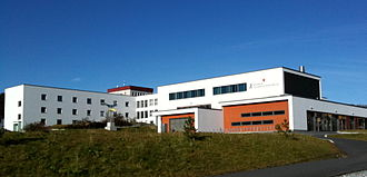Knarvik - Knarvik videregåande skule