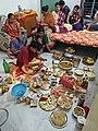 Kojagari Lakshmi Puja - Bengali Brahman Family - Howrah 20171005184806.jpg