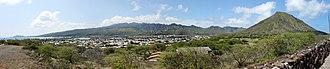 Koko Head - Image: Koko Head Panorama