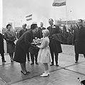 Koningin Juliana en prins Bernhard brengen een bezoek aan de Hoogovens te IJmuid, Bestanddeelnr 917-1469.jpg