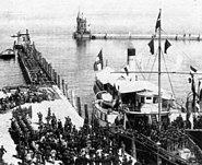 Konstanz Hafen 1892